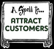 spells to attract customers